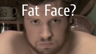 2 Reasons Your Face Looks Fat (Facial Bloating)
