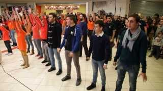 """I Will Survive"" Vocal Flash Mob"