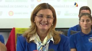 Elisabeta Lipă: Obiectivul Federației Române de Canotaj a fost să calificăm cât mai multe probe