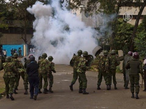 Теракт в Кении: не менее 147 студентов погибли (новости)