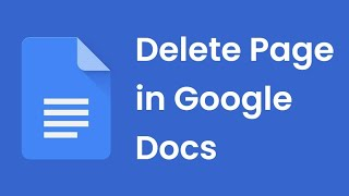 How to Delete a Page in Google Docs | Empty Page [2021 Guide]