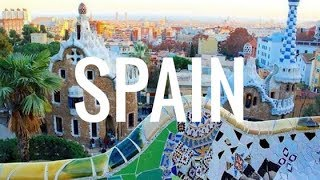 Backpacking SPAIN | Madrid, Toledo, & Barcelona