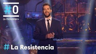 LA RESISTENCIA - Monólogo De Broncano | #LaResistencia 22.02.2018