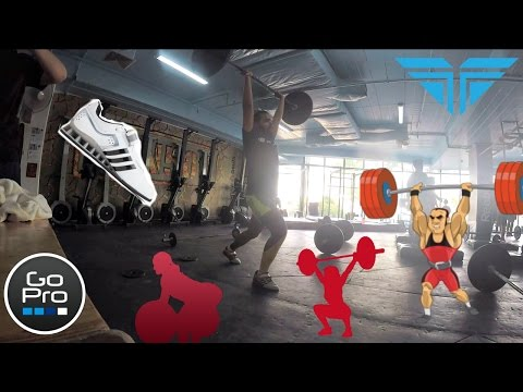 Olympic Weightlifting Seminar | Becoming A Certified Olympic Lifter ...