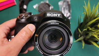 Unboxing/Review Budget Sony Cyber-shot Camera H300. AP Tech