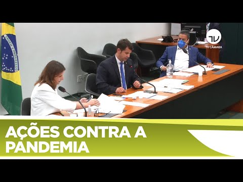 Deputados aprovam ações da saúde contra pandemia – 25/03/20