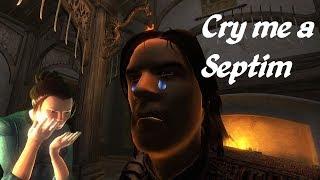 Martin's Very Emotional Speech - Oblivion