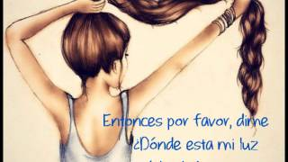 Angel in blue jeans - Kara's Flowers (Maroon 5) - Sub Español