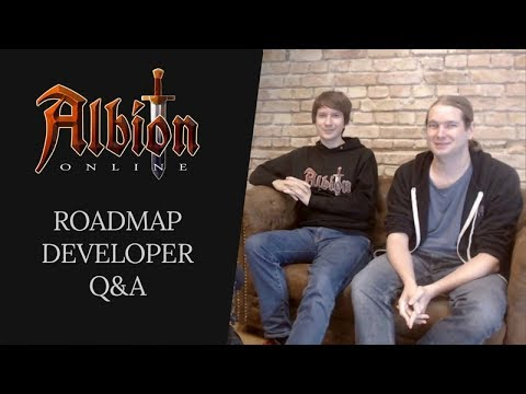 Albion Online Roadmap Q&A - Random Dungeons, PvP & More