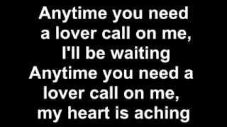 Jah Cure - Call on Me (Lyrics)