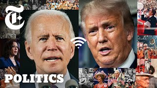 The Political Conventions Are Starting. Here's What to Expect. | 2020 Elections