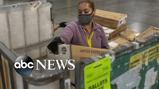 Ballot Watch: Oregon's vote-by-mail system | ABC News