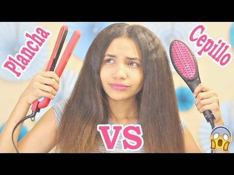 PLANCHA VS CEPILLO ALISADOR ♥ | Yarissa
