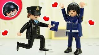 Tonis Verabredung! -  Teil 2   Playmobil Polizei Film   KARLCHEN KNACK #277