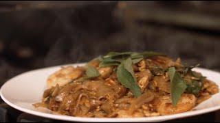 Drunken Noodles From Jet Tila