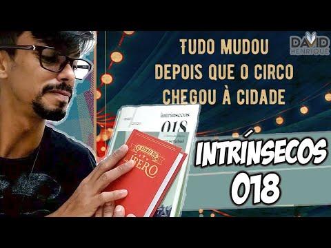 UNBOXING INTRÍNSECOS 018 | CLUBE INTRÍNSECOS | DAVID HENRiQUE