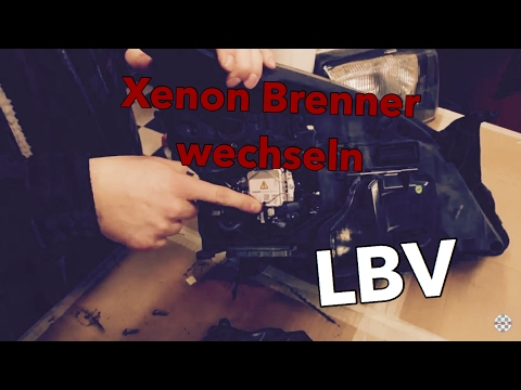 Xenon Brenner wechseln Opel Vectra C // Learning by Viewing