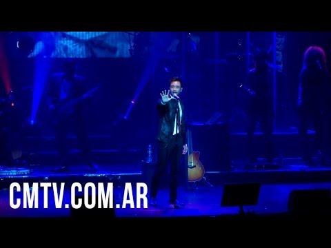 Luciano Pereyra video Enséñame a vivir sin ti - Gran Rex - Septiembre 2015
