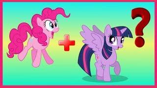My Little Pony FUSION!!!💥👀💕