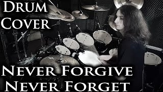 Arch Enemy - Never forgive Never forget - Drum Cover