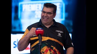 """Jose De Sousa: """"I expected more from Gary Anderson, I had to control the game and I did"""""""