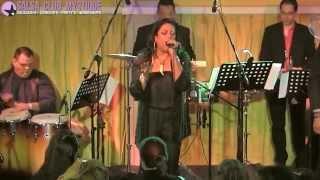 Mi Mayor Venganza   La India in Amsterdam Salsa Club Mystique 26 09 2014
