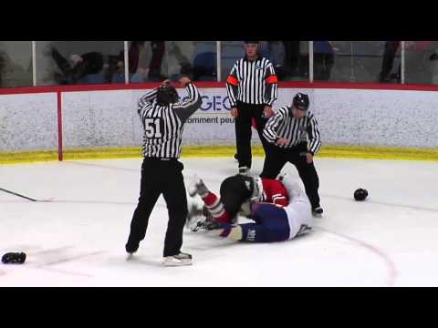 Jean-Rene Forget vs. Carl Tatonetti