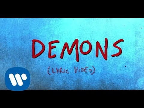 Hayley Kiyoko - Demons [Official Lyric Video]