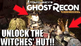GHOST RECON WILDLANDS  Witch Hut Easter Egg Solved!