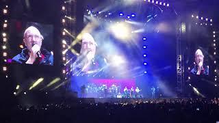 Phil Collins Live Take Me Home Stadion Letzigrund Zurich Switzerland 2019