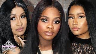 JT (City Girls) Disses Nicki Minaj, Cardi B, Kash Doll, And Lira Galore | Yung Miami Defends JT