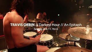 """Travis Orbin   Darkest Hour   """"An Epitaph""""   Drum Cam"""