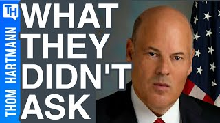 The Most Important Question NO ONE Asked Louis DeJoy
