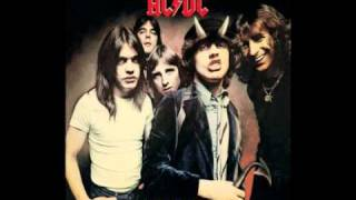 AC/DC Highway To Hell - Love Hungry Man
