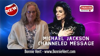 Surprise visit from Michael Jackson during Angel Tarot Card reading session w/Bonnie Vent - Session