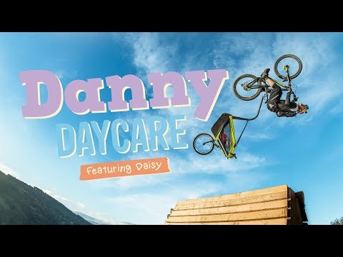 Don't ask Danny Macaskill to babysit your kids.