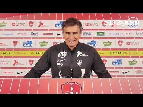 Marseille - Brest | Conférence de presse d'avant-match
