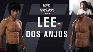 SANGRE Y AGUA (UFC2 c/ Vegetta
