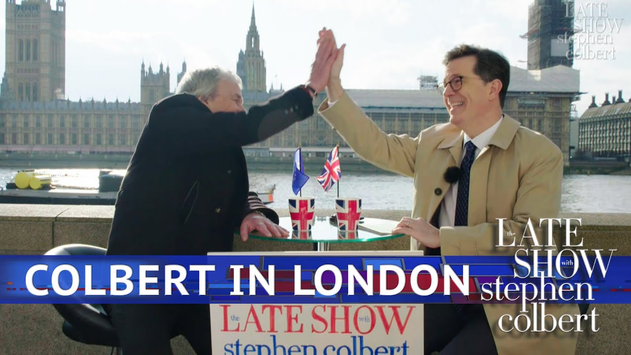 Late Show's Street Show: London Edition thumbnail