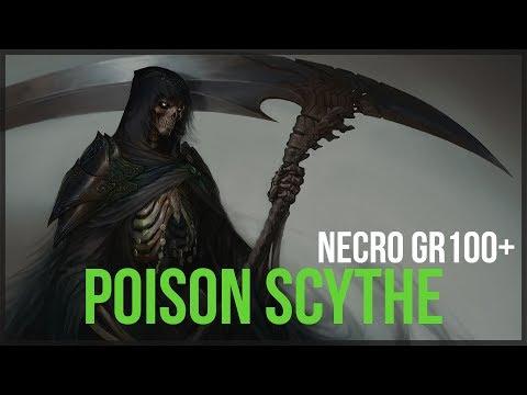 Poison Scythe GR100+ (PTR 2.6.1)