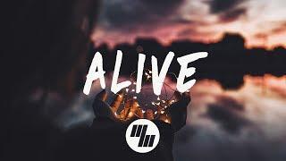 XYLØ   Alive (Lyrics  Lyric Video)