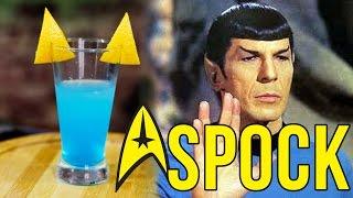 Spock Cocktail | Secret of the Booze