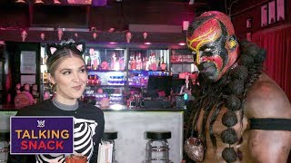 Eating worms with Boogeyman: Talking Snack
