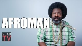"""Afroman on Writing """"Because I Got High"""" in 2 Minutes, 1st Rapper to Go Viral"""