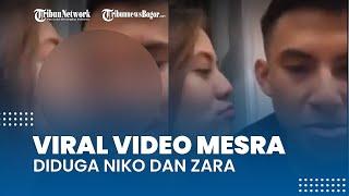Beredar Video Mesra Diduga Niko Al Hakim dan Adhisty Zara hingga Trending di Twitter