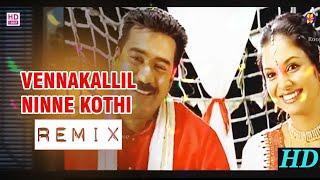 Vennakallil NinneKothi -Remix Dancemix - Dj Akhil, VDJ Haris  (Lyric Video), Pattalam