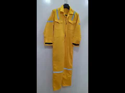 SafeCare 280 GSM Cotton Coverall