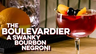 Boulevardier | How To Drink