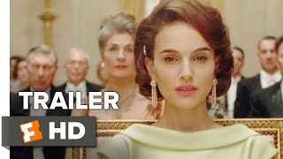 Jackie Official Trailer  Teaser 2016  Natalie Portman Movie