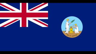 The anthem of the British Crown Colony of St. Vincent and the Grenadines